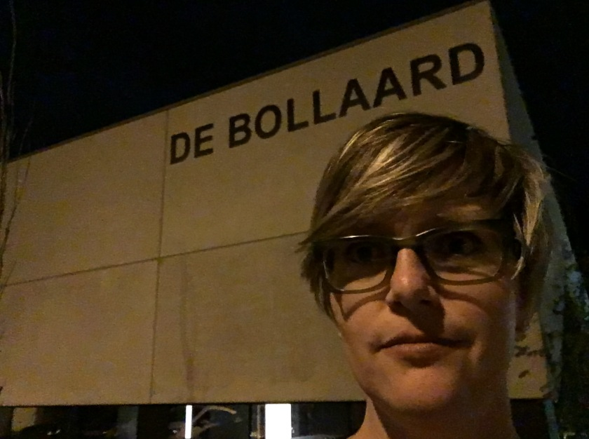 De Bollard by night